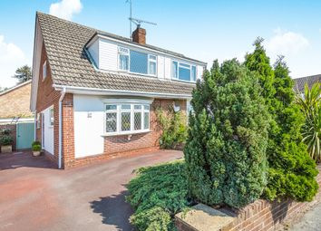 Thumbnail 3 bed semi-detached house for sale in Linden Road, Woodley, Reading