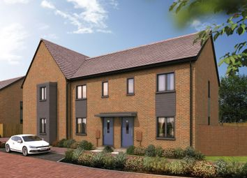 "Thumbnail 3 bedroom terraced house for sale in ""Owen"" at Lawley Drive, Telford"
