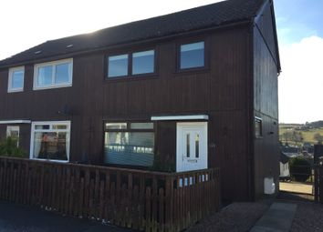 Thumbnail 3 bed semi-detached house for sale in Howden Crescent, Jedburgh