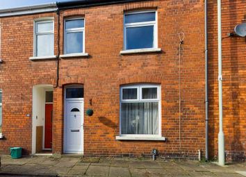 Thumbnail 2 bed terraced house for sale in Church Street, Taffs Well, Cardiff.
