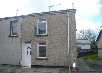 Thumbnail 1 bed end terrace house to rent in Penuel Street, Merthyr Tydfil