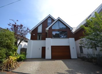 Thumbnail 4 bed detached house for sale in Overlinks Drive, Lower Parkstone, Poole, Dorset