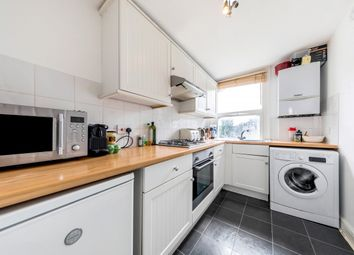 Thumbnail 3 bed flat to rent in Mayflower Road, Clapham North, London