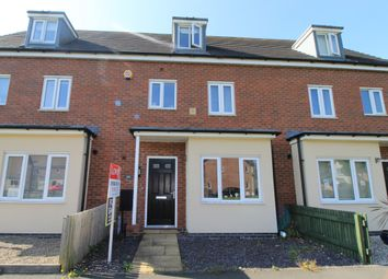 Thumbnail 4 bed terraced house for sale in St Thomas Way, Rugeley