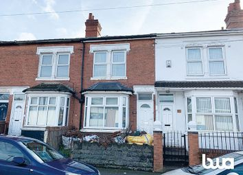 Thumbnail 3 bedroom terraced house for sale in 13 Pelham Road, Alum Rock, Birmingham