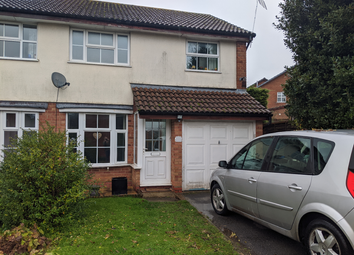 Thumbnail 3 bed semi-detached house for sale in Wodhams Drive, Brackley Northants