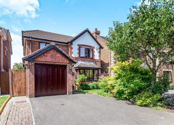 Thumbnail 4 bed detached house for sale in William Price Gardens, Fareham
