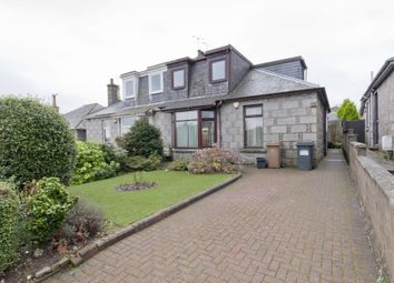 Thumbnail 3 bed semi-detached house for sale in Rosehill Drive, Hilton, Aberdeen