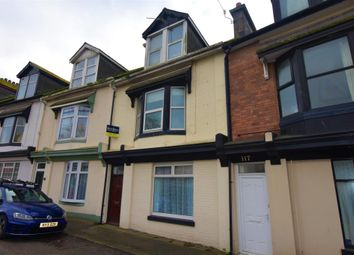 Thumbnail 3 bedroom maisonette for sale in Bitton Park Road, Teignmouth, Devon