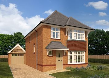 Thumbnail 4 bedroom detached house for sale in Weavers' Chase, Albert Road, Leeds, West Yorkshire