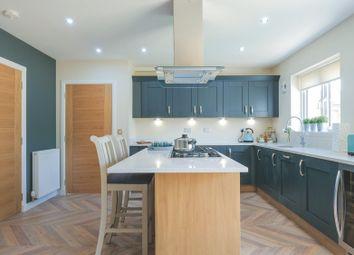 Thumbnail 3 bed semi-detached house for sale in The Arrochar, Off Oakley Road, Saline, Dunfermline, Fife