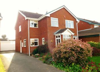 Thumbnail 4 bed detached house for sale in Middlefield, Gnosall, Stafford