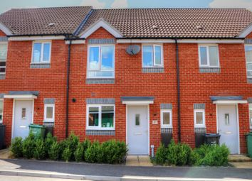 Thumbnail 3 bed terraced house for sale in Heron Road, Norwich