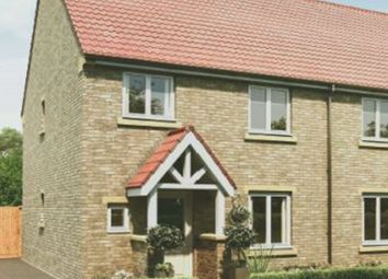 Thumbnail 3 bed semi-detached house for sale in Mill Fields, Broughton Astley, Leicester
