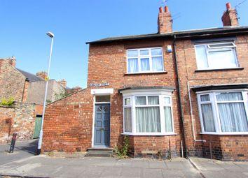 Thumbnail 2 bed end terrace house for sale in Kingston Street, Darlington