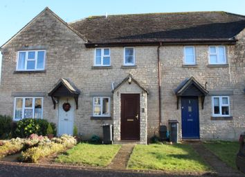 Thumbnail 2 bed terraced house for sale in Barker Place, Fairford