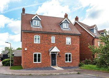 Thumbnail 5 bed detached house for sale in Wadsworth Court, Elstow, Bedford