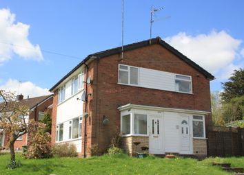 Thumbnail 2 bed maisonette to rent in Burns Close, Headless Cross, Redditch