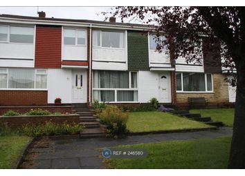 Thumbnail 3 bed terraced house to rent in Byron Court, Newcastle Upon Tyne