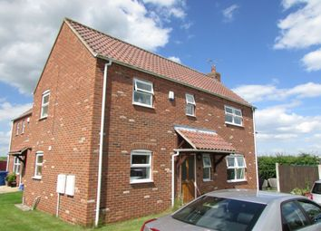 Thumbnail 3 bed semi-detached house to rent in Crapple Lane, Scotton, Gainsborough