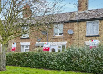 Thumbnail 1 bed terraced house for sale in Elm Road, March