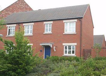 Thumbnail 3 bed semi-detached house to rent in Star Avenue, Stoke Gifford, Bristol