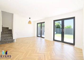 Thumbnail 3 bed semi-detached house for sale in Rownhams Road, Throop