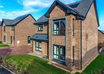 Thumbnail 5 bed detached house for sale in Plot 27 - Calderpark Gardens, Glasgow