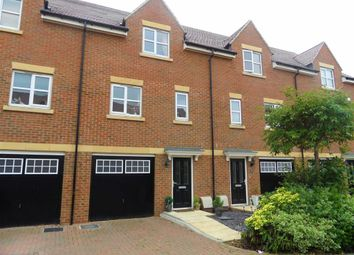 Thumbnail 3 bed town house for sale in Robin Road, Yeoman Chase, Worthing, West Sussex