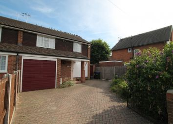 Thumbnail 3 bed semi-detached house to rent in Princess Road, Woking