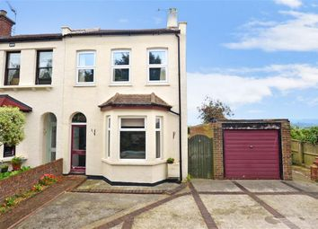 Thumbnail 2 bed semi-detached house for sale in Millcroft Road, Cliffe, Rochester, Kent