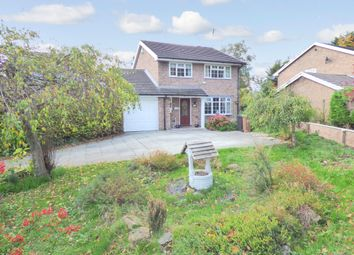 Thumbnail 4 bed detached house for sale in Corwen Road, Penyffordd, Chester
