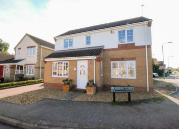 Thumbnail 3 bed detached house for sale in Maidens Close, Norwich