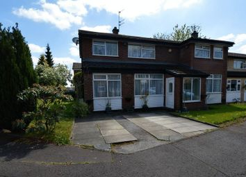 Thumbnail 4 bed detached house for sale in Kibworth Close, Whitefield, Manchester