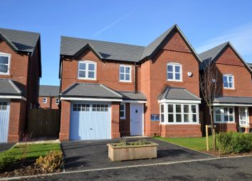 Thumbnail 4 bed detached house for sale in Davenport Lane, Arclid, Sandbach