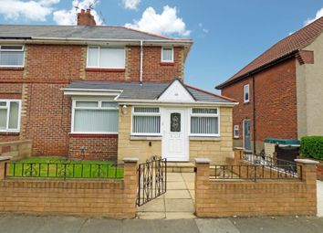 Thumbnail 2 bedroom terraced house for sale in The Quadrant, North Shields