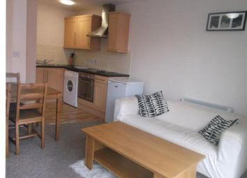 Thumbnail 1 bed flat to rent in Ahlux Court, Millwright Street, Leeds