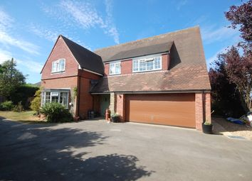 Thumbnail 4 bed detached house for sale in Golf Links Lane, Selsey