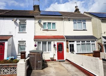 Thumbnail 2 bed terraced house for sale in Napier Road, Gillingham