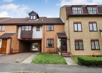 Dart Close, St. Ives PE27. 2 bed end terrace house for sale