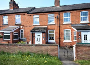 Thumbnail 3 bed terraced house for sale in Station Road, Bagworth, Coalville
