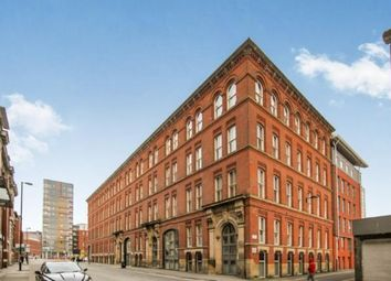 Thumbnail 2 bed flat for sale in Newton Street, Manchester, Greater Manchester
