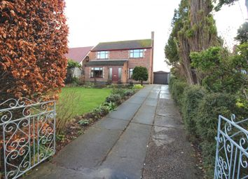 Thumbnail 3 bed detached house for sale in Burgh Road, Gorleston