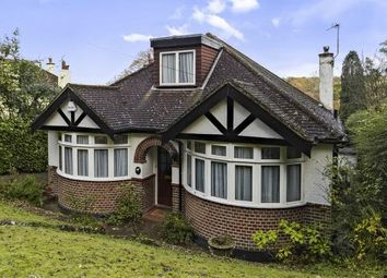 Thumbnail 3 bed bungalow for sale in Hawkhirst Road, Kenley