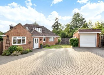 Thumbnail 5 bedroom detached house for sale in Rectory Close, Little Sandhurst, Berkshire
