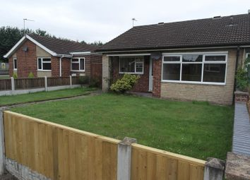 Thumbnail 2 bed semi-detached bungalow to rent in Clifton Way, Retford