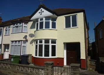 Thumbnail 3 bed terraced house to rent in Abbey Road, Waltham Cross