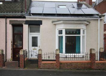 2 bed terraced house for sale in Hendon Burn Avenue, Sunderland, Tyne And Wear SR2