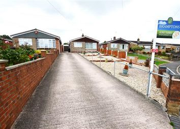 Thumbnail 2 bed detached bungalow to rent in Bowland Avenue, Knutton, Newcastle