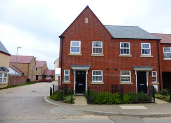 Thumbnail 2 bed end terrace house for sale in Frankel Way, Biggleswade